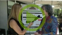 The Israel Conference 2011 - Interview - Sharona Justman - Channel 10