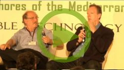 The Israel Conference 2011 - Jon Miller, Chief Digital Officer of News Corp and Yossi Vardi- Channel 10