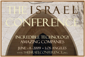 The Israel Conference - June 4, 2009 - Los Angeles